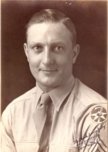 Grandpa Dale Fridell, Army Air Corps