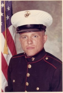 Uncle George Fridell, USMC